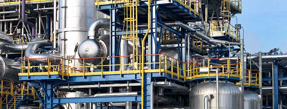 Security Solutions for Chemical Plants